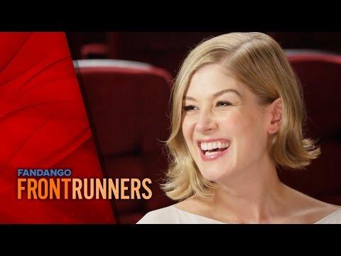 Rosamund Pike - Gone Girl | Fandango FrontRunners Season 3 (2015)