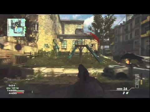 [défi] Mw3 MME sur Fallen / LIVE gameplay commentary / défi 1.1