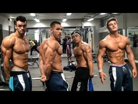 Aesthetic Natural Bodybuilding Motivation - Fitness Aesthetics video
