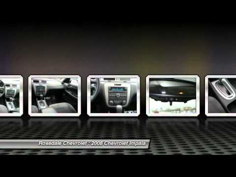 2008 Chevrolet Impala Roseville, Fridley, St. Paul, Minneapolis 7915A