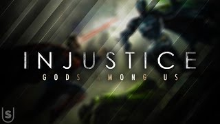 Injustice: Gods Among Us - Theatrical Trailer (Fan Made)
