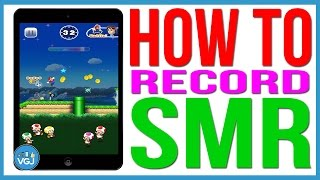 How to Screen Record Super Mario Run on iPhone or iPad - A Beginner's Guide to iOS Screen Recording.