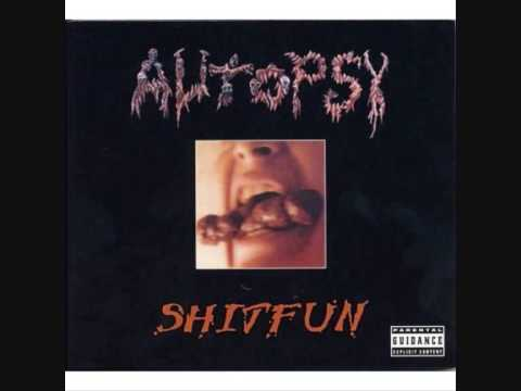 Autopsy - Burnt To A Fuck