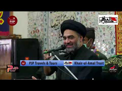 6th Muharram Majlis 1442/2020 | ImamBargah Shoudah E Karbala, Ancholi | Maulana Syed Ali Raza Rizvi