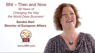 BNI® Executive Sandra Hart Shares the Story of a BNI Miracle