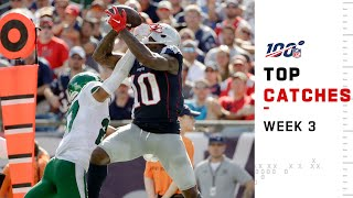 Top Catches from Week 3 | NFL 2019 Highlights