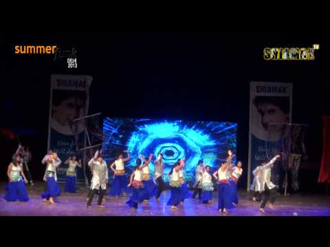 Dilli Wali Girlfriend - Bollywood Jazz - Shiamak Summer Funk 2013 - Delhi video