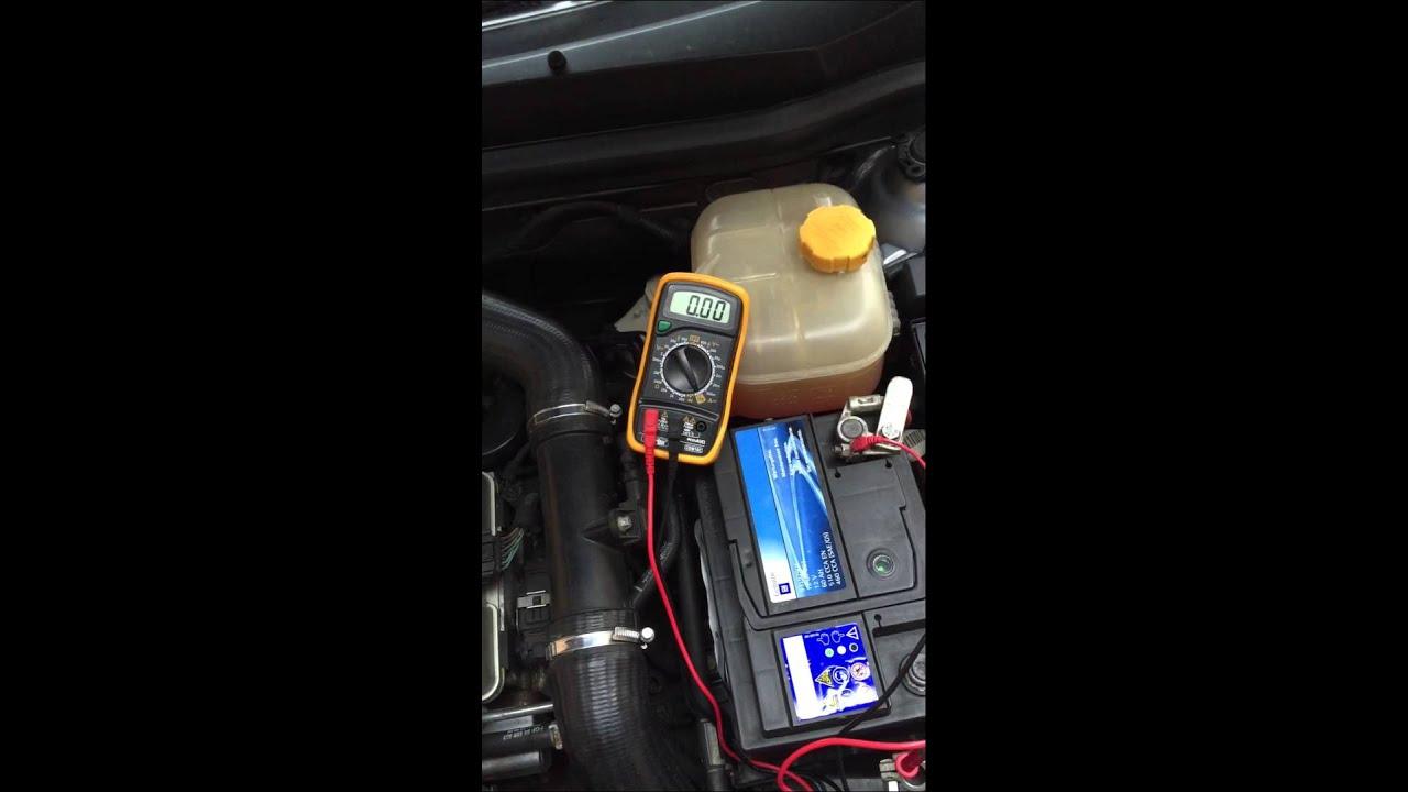 Как в машине найти что сажает аккумулятор 47