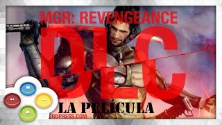 Metal Gear Rising DLC Pelicula Completa Full Movie