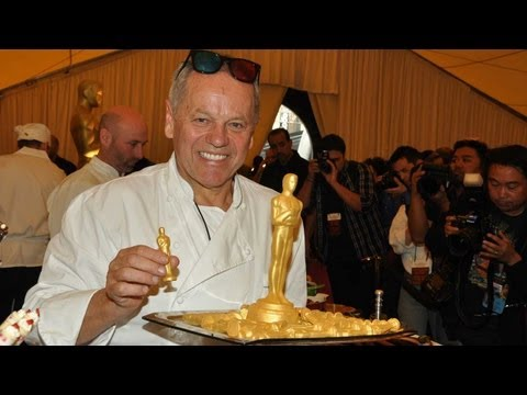 Wolfgang Puck Shows Off His Oscar Night Menu - GUEST LIST ONLY