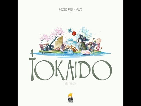 Tokaido review - Board Game Brawl