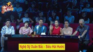 """Nghệ sỹ Xuân Bắc và Những khoảnh khắc """"siêu hài""""   Nhí Tài Năng Việt Nam"""