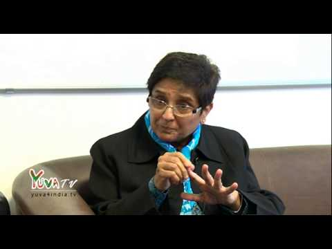 Yuva TV Exclusive Interview with Smt. Kiran Bedi on Delhi assembly election 2015
