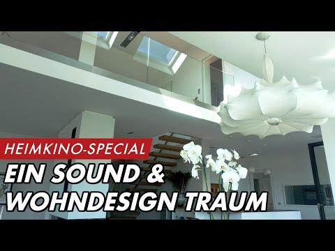 Versteckte Kabel und unsichtbare Lautsprecher: Ein Traum von Sound ...