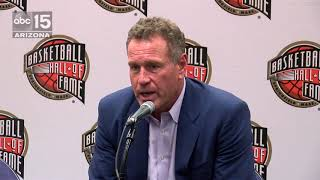 Dan Majerle reacts after loss to Nevada - ABC15 Sports