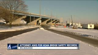 Attorney requests Hoan Bridge safety documents after fatal accident