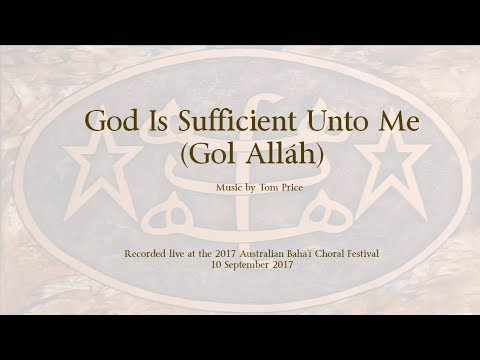 God Is Sufficient Unto Me / Gol Allah
