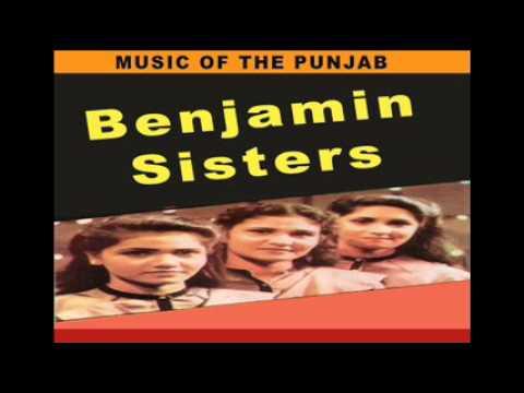 Benjamin Sisters - Chan Kithan Guzari Raat video