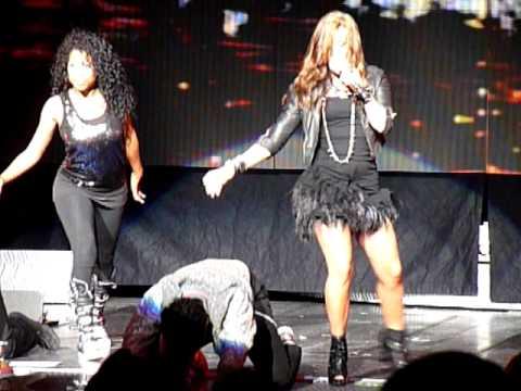 Demi Lovato- Got Dynamite; Mansfield MA- 8-25-10