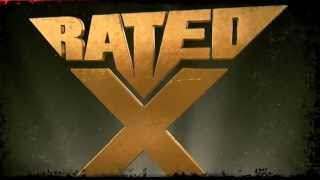 RATED X - Stranger In Us All (Lyric Video)