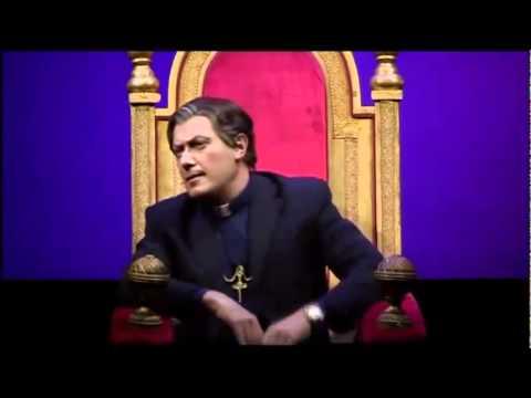 Corrado Guzzanti – Padre Pizzarro – Teoria delle stringhe – M Theory