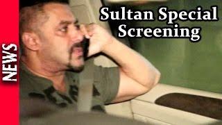 Latest Bollywood News - Celebs At Sultan Screening - Bollywood Gossip 2016