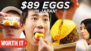 $1 Eggs Vs. $89 Eggs • Japan