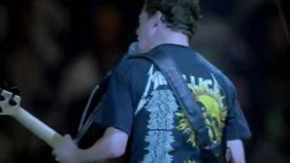 MetallicA - Creeping Death Cunning Stunts - Jason Newsted Part