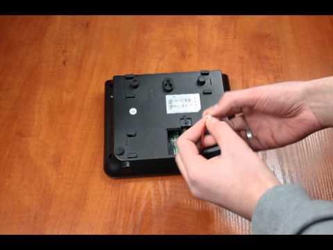 Mobicom FWP160G Instalacja karty SIM