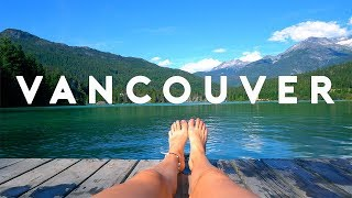 5 DAYS IN VANCOUVER (PACIFIC NORTH WEST ROAD TRIP PART 1)
