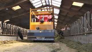 download lagu Schuitemaker Innovado Automatic Cow Feeding Straight From The Silage gratis