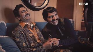 The cast of Sacred Games 2 in '70s Glam   Netflix