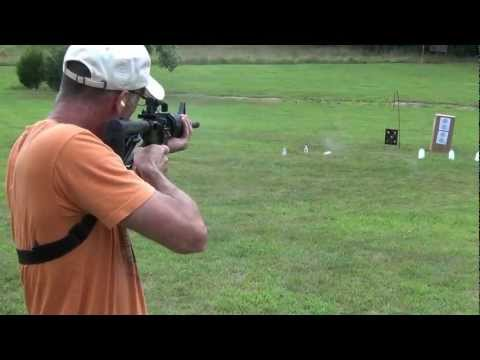 Shooting Walmart's AR 15. The Colt LE 6920. Part 2