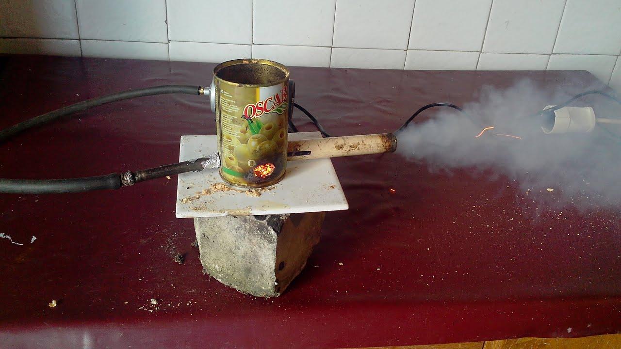 Дымогенератор пассивный своими руками