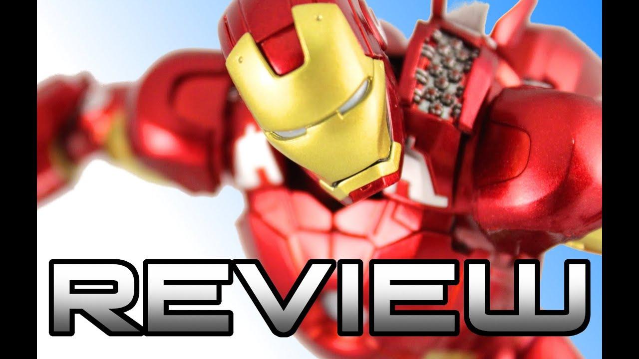 Figma Iron Man Mark Vii Figma Ex-018 Iron Man Mark Vii