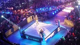 AJ Styles vs Dean Ambrose Entrances WWE Backlash Live