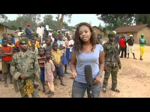 Congolese fighters want amnesty