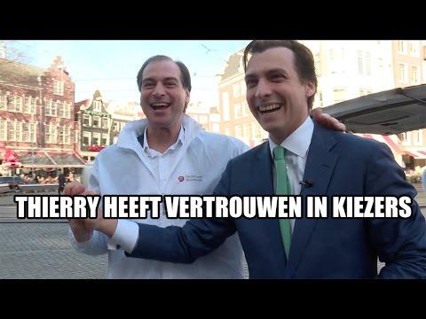 Thierry heeft vertrouwen in de kiezers