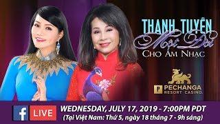 Livestream với Phương Hồng Quế & Ngọc Huyền - July 17, 2019
