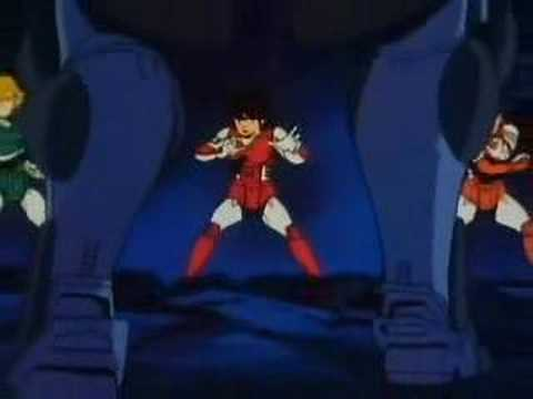 Ronin Warriors Episode 2 Video