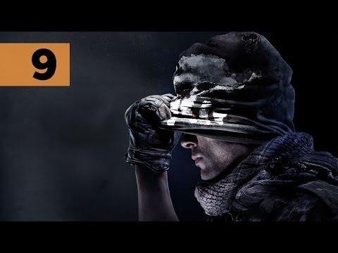Прохождение Call of Duty: Ghosts — Часть 9: Циферблат