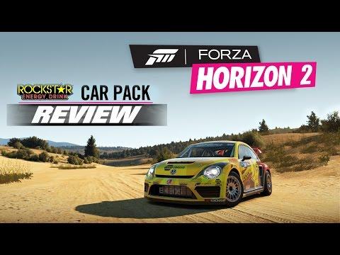 Rockstar Energy Car Pack Review - Forza Horizon 2