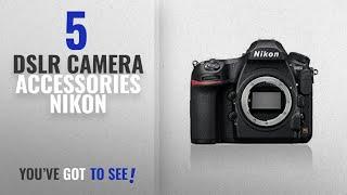 Top 10 Dslr Camera Accessories Nikon [2018]: Nikon D850 45.7MP DSLR Camera Body with 0.75x Optical
