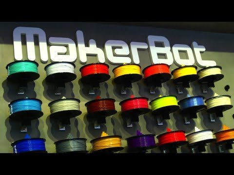 MakerBot's 3D Printer Retail Store