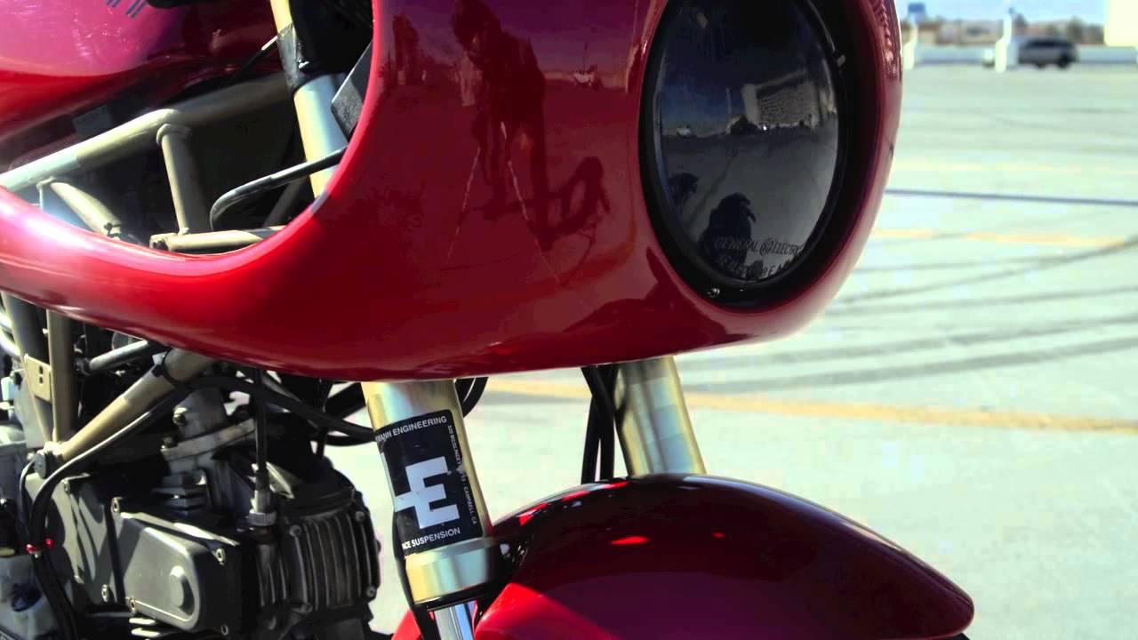 Ducati Ss Bevel Fairing