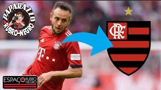 Rafinha acertado com o Flamengo? Piris da Motta sofre lesão, saiba detalhes!