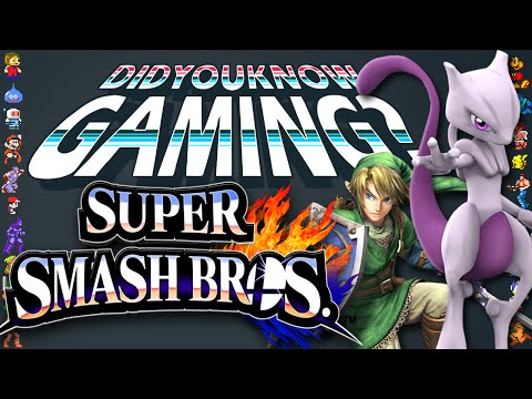 Super Smash Bros Part 5 - Did You Know Gaming? Feat. Smash Bros Announcer Xander Mobus!