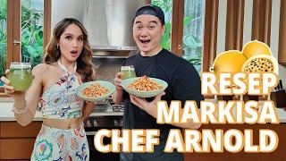 Download lagu Lomba Makan Pedes Cinta Laura vs Chef Arnold! Siapa yang akan minum Markisa Squashnya Duluan?!