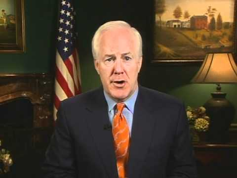 Cornyn: Washington Needs a Balanced Budget Amendment