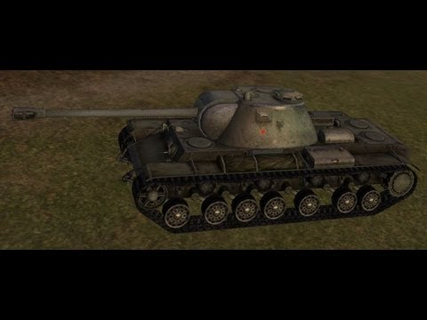 "World of Tanks: KV-3 ""Vader a Háborúban"" (Tank Ász,Commentary)"
